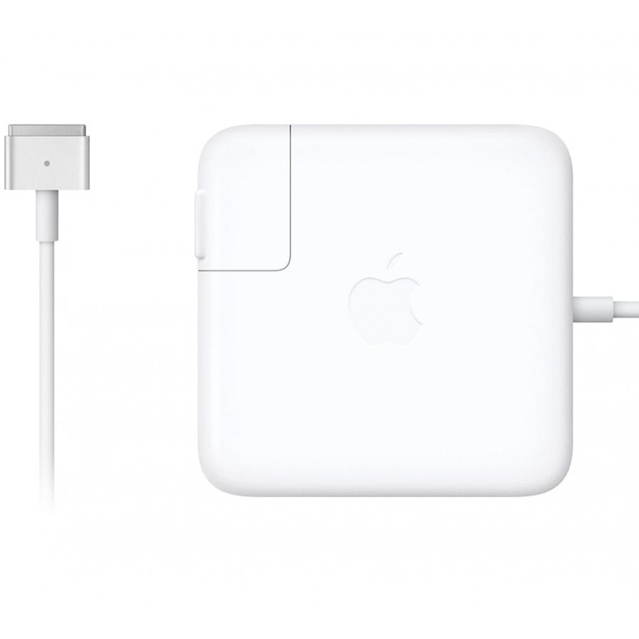 """Refurbished Genuine Apple Macbook Pro 13"""" 60-Watts MagSafe 2 (2009/2010) Charger Power Adapter, A - White"""