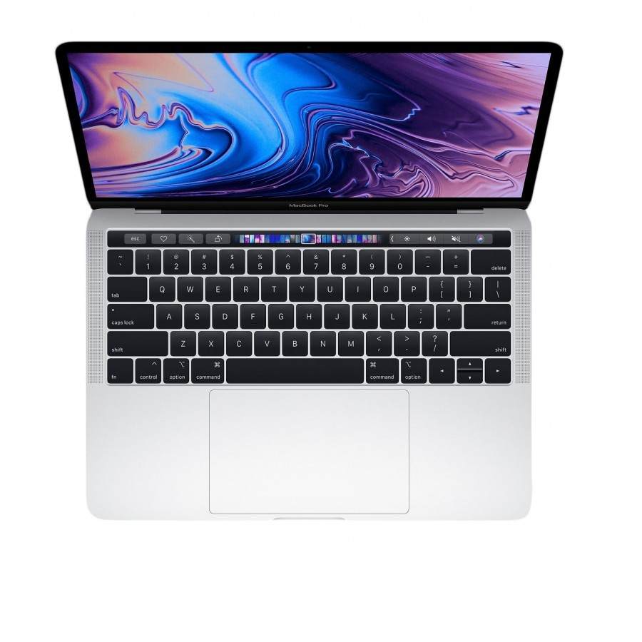 "Refurbished Apple Macbook Pro 15,2/i5-8259U/8GB RAM/256GB SSD/TouchBar/13""/Silver/B (Mid - 2019)"
