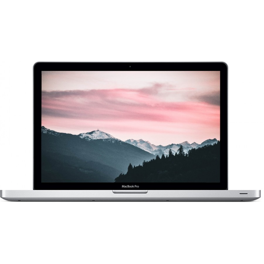 Refurbished Apple MacBook Pro 5,5 15-inch, P8800, 4GB RAM, 500GB HDD, Nvidia 9400M, Unibody, B - (Mid - 2009)