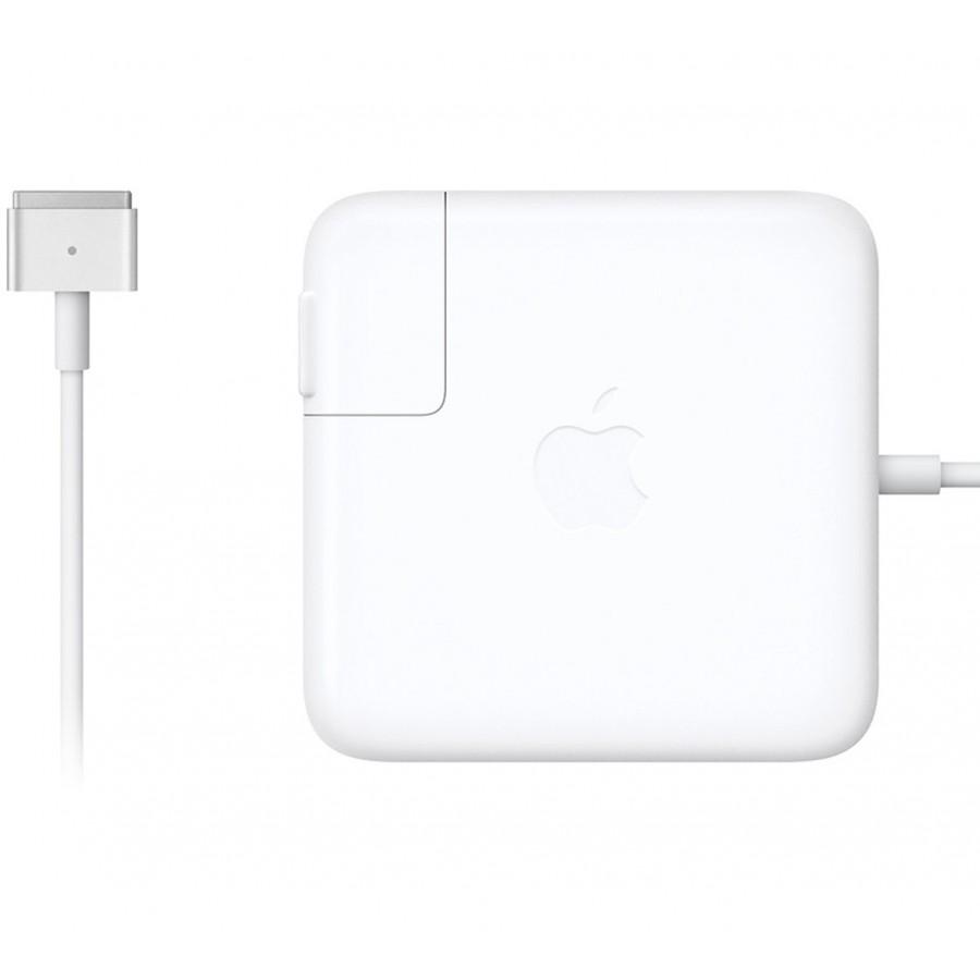 Refurbished Genuine Apple Macbook Pro Retina 60-Watts (A1425) Magsafe 2 Power Adapter, A - White