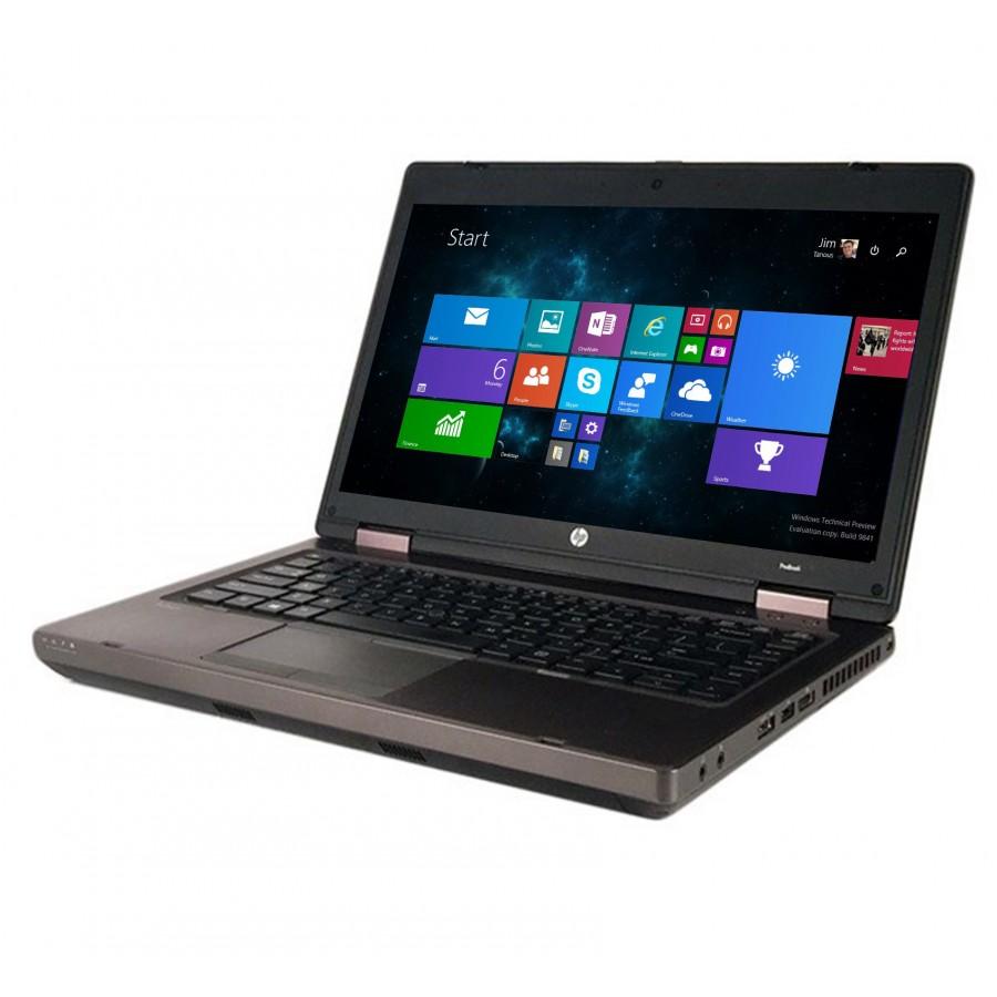 """Refurbished HP ProBook 6460B/i5-2410M/4GB RAM/320GB HDD/14""""/Windows 10 Pro/B"""