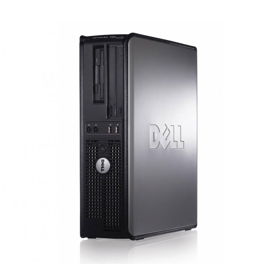 Refurbished Dell OptiPlex 760/E7400/3GB RAM/60GB SSD/DVD-RW/Windows 10/C