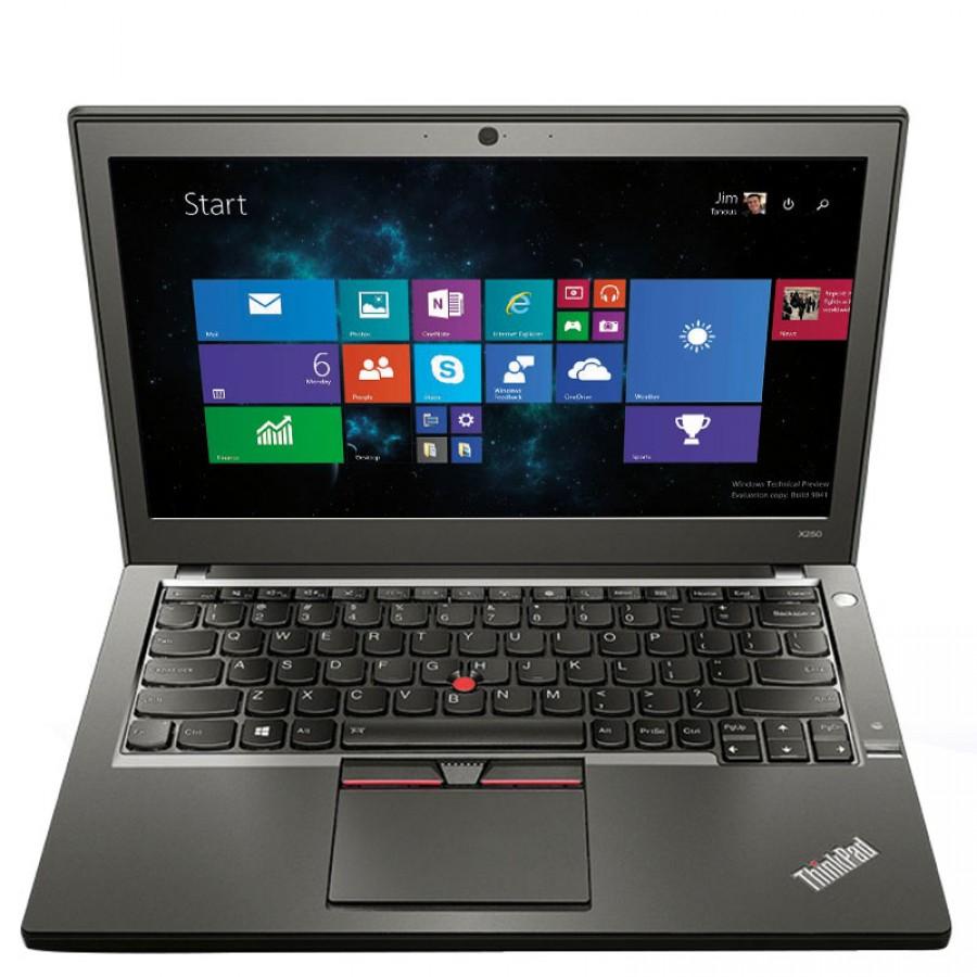 "Refurbished Lenovo ThinkPad X250/i5-5200U/8GB RAM/128GB SSD/12.5""/Windows 10 Pro/A"
