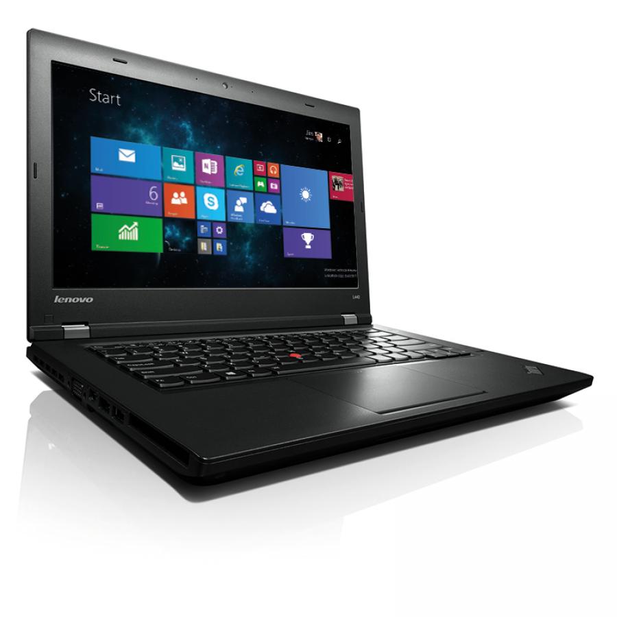"Refurbished Lenovo ThinkPad L440/i3-4000M/4GB RAM/500GB HDD/14""/Windows 10 Pro/A"