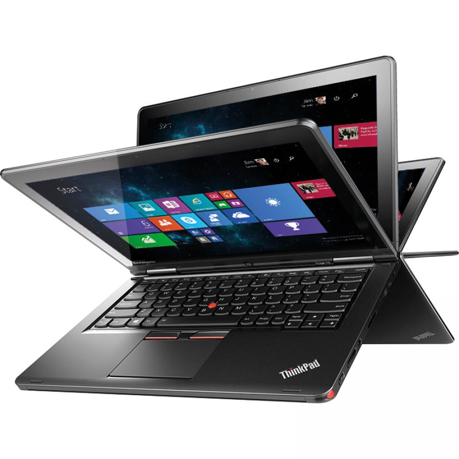 "Refurbished Lenovo ThinkPad Yoga 12/i5-5200U/8GB RAM/120GB SSD/12.5""/Windows 10 Pro/A"