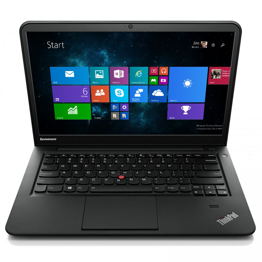 Refurbished Lenovo ThinkPad S440/i7-4600U/4GB RAM/500GB HDD/Windows 10 Pro/A