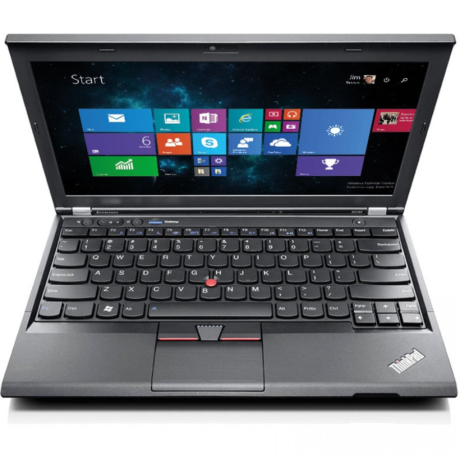 "Refurbished Lenovo ThinkPad X230/i3-3110M/4GB RAM/320GB HDD/12""/Windows 10 Pro/A"