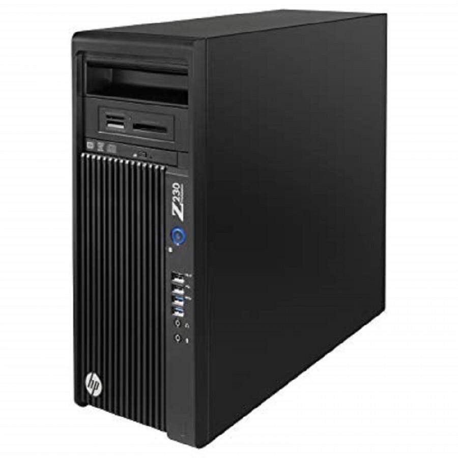 Refurbished HP Z230 Tower Workstation E3-1270 v3 3.50GHz NVIDIA Quadro K2000 , B