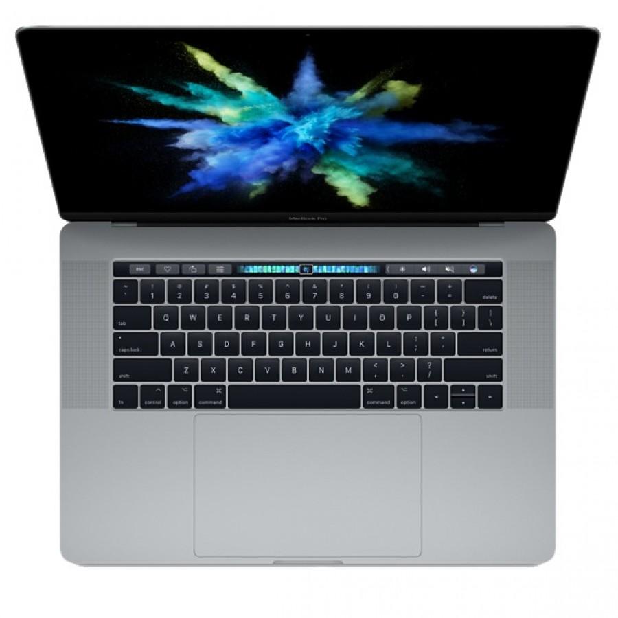 Refurbished Apple MacBook Pro 15.4-inch, Intel Core i7 Quad Core 2.6GHz, 512GB SSD, 16GB RAM - Space Grey (Late 2016), A