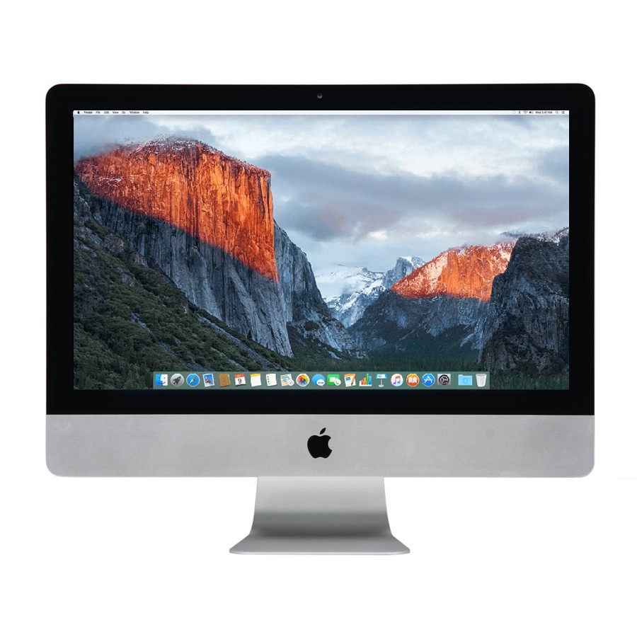 Refurbished Apple iMac 13,1 Core i7-3770S, 16GB RAM, 240GB SSD, 21.5-Inch - (Late 2012), B
