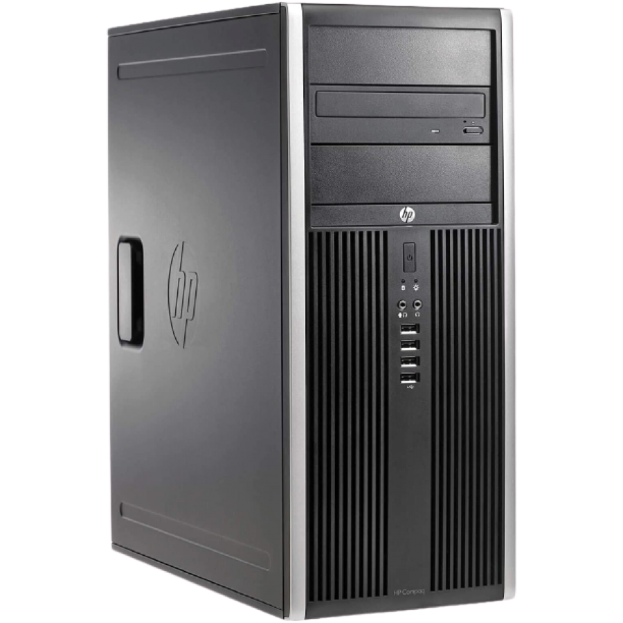 CK - Refurb HP Compaq Elite 8200 CMT Tower i5 2nd Gen/RAM 8GB/500GB HDD/DVD-RW/ Win 10 Home/B