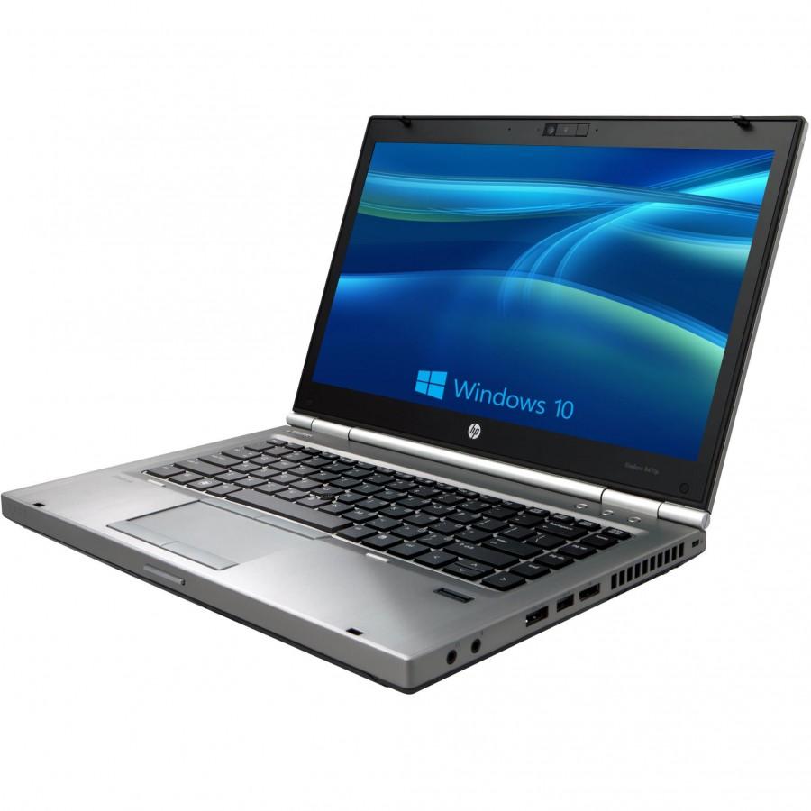 "Refurbished HP EliteBook 2570P/i7-3520M/8GB RAM/500GB HDD/DVD-RW/12.5""/Windows 10 Pro/A"
