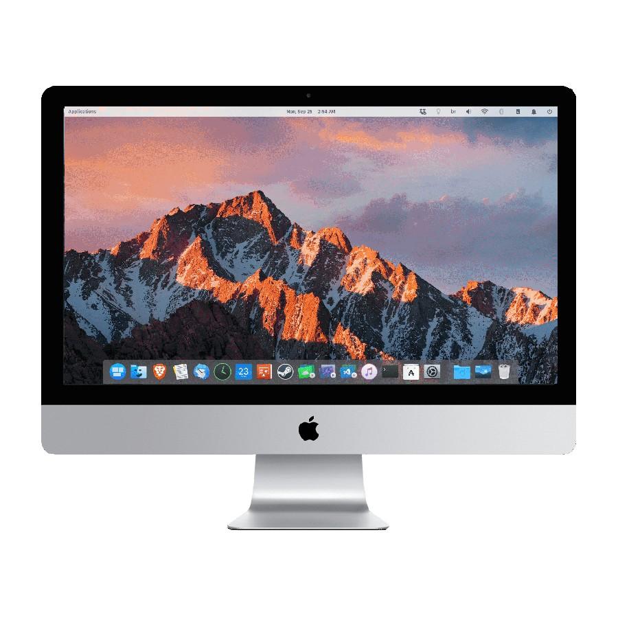 """Refurbished Apple iMac, Core i7 4.0Ghz, 32GB RAM, 3TB HDD+128GB SSD, AMD Radeon R9 M290X, 27"""" Retina 5K (Late 2014), A"""