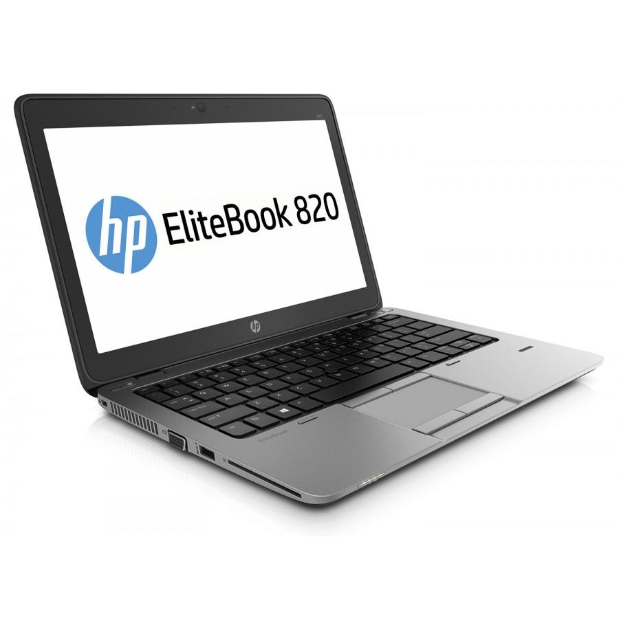 """Refubished HP Elitebook 820 G1/i5-4200U/4GB RAM/500GB HDD/12.5""""/Windows 10 Pro/A"""