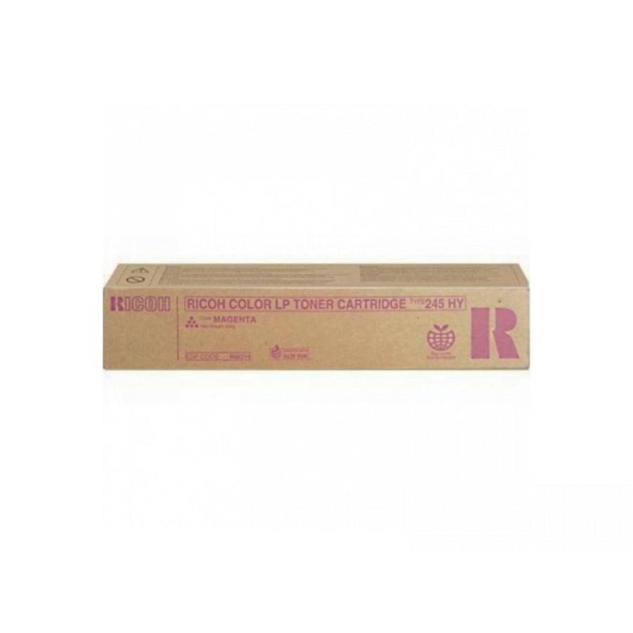 Genuine Ricoh Color LP Type 245HY Toner Magenta