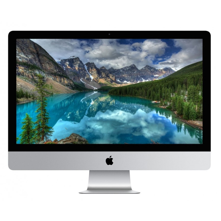 Refurbished Apple iMac 5K Retina 27-inch Core i5 3.2GHz M390, 8GB RAM, 1TB Fusion Drive, (Late 2015), A