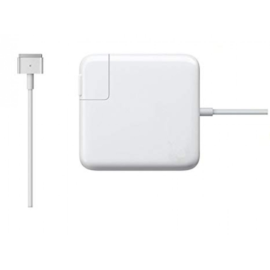 """Refurbished Genuine Apple Macbook Air 13"""" (MD231, MD232) MagSafe 2 Charger Power Adapter, A - White"""