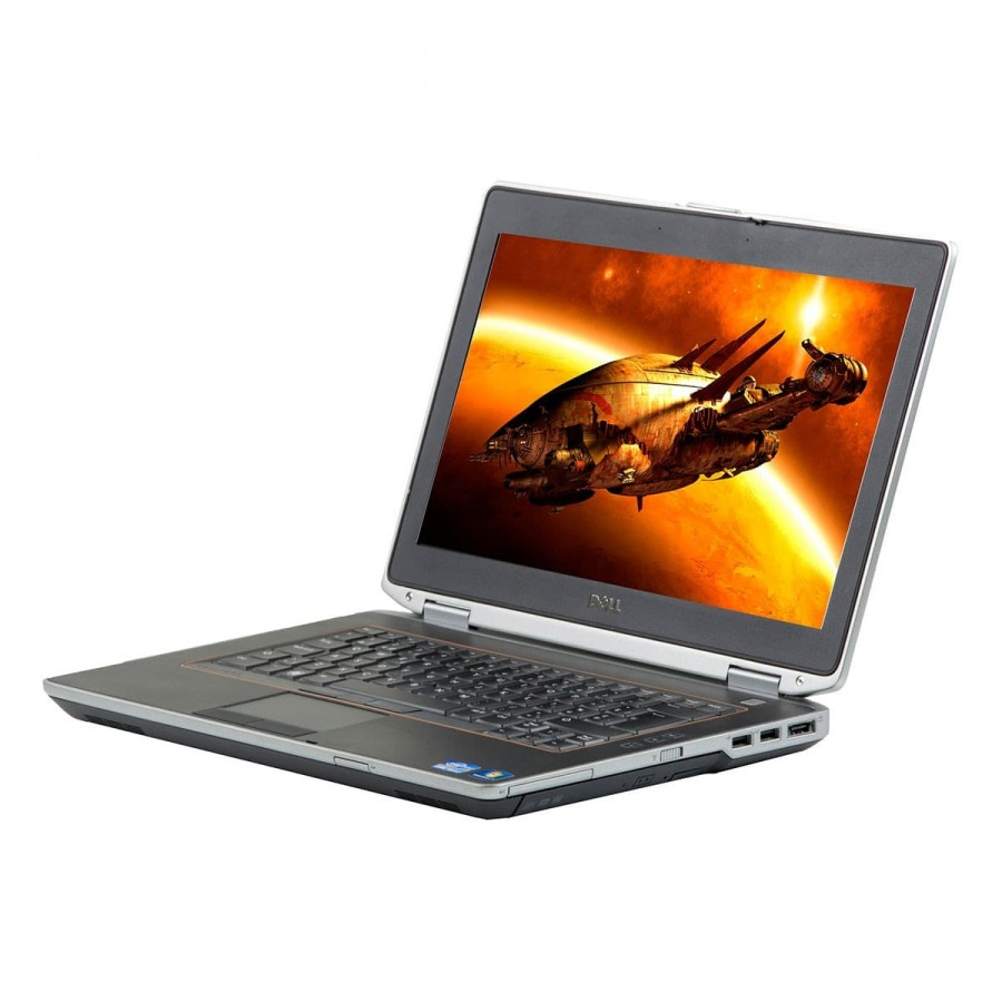"Refurbished Dell E6420/i5-2520M/4GB RAM/250GB HDD/DVD/14""/Windows 10 Pro/A"
