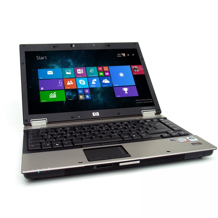 "Refurbished HP EliteBook 6930p/P8400/4GB RAM/160GB HDD/DVD/14.1""/Windows 10 Pro/B"