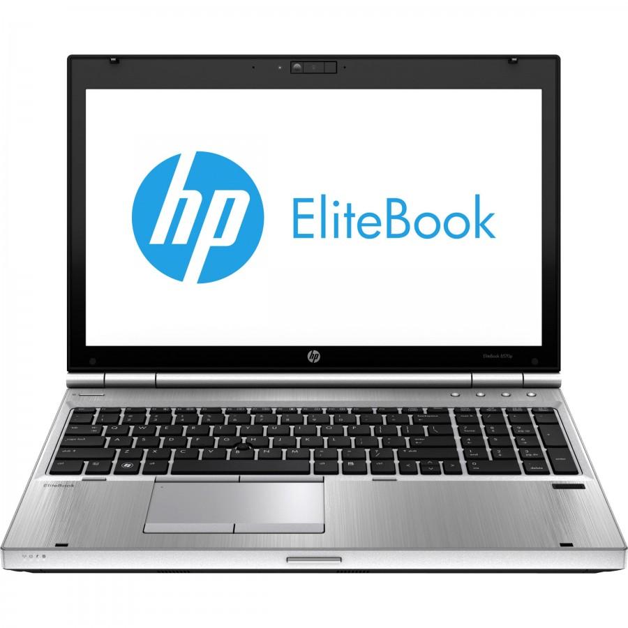 "Refurbished HP 8570P/i7-3520M/4GB RAM/320GB HDD/DVD-RW/15""/Windows 10/C"