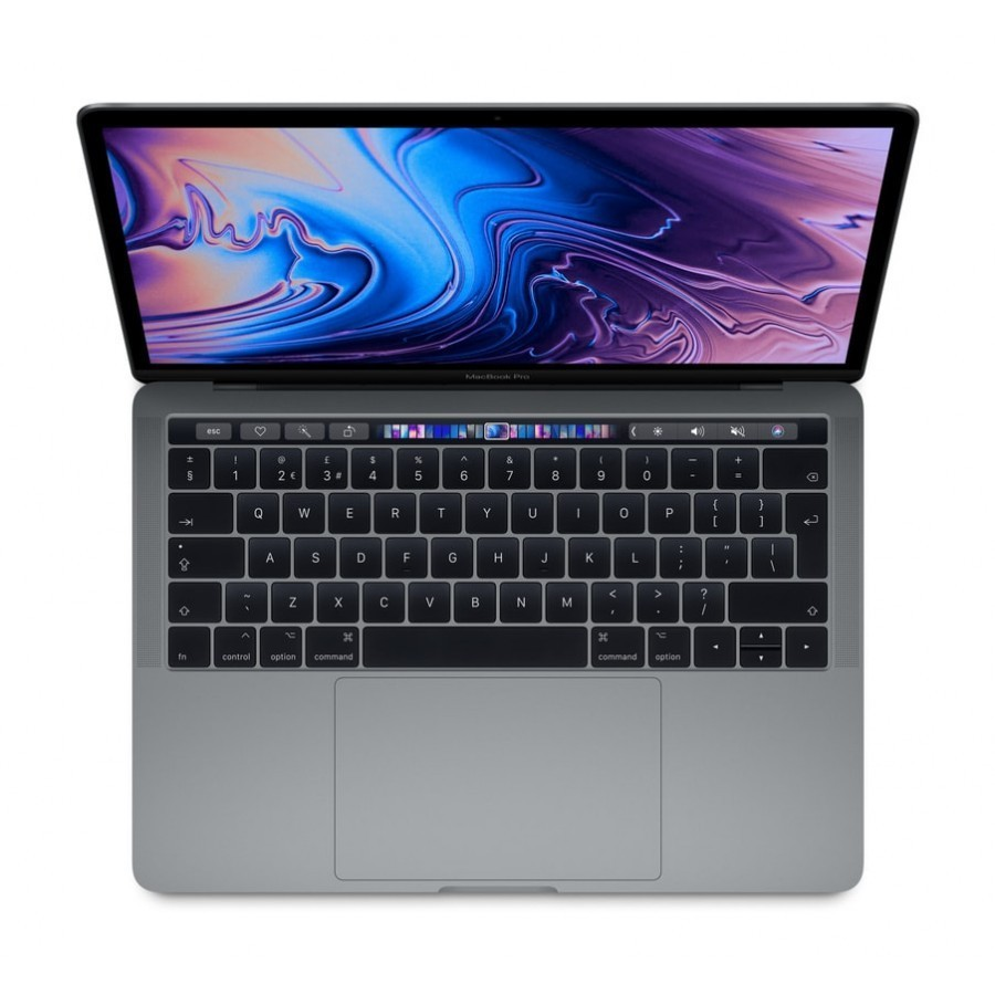 "Refurbished Apple Macbook Pro 15,2/i5-8259U/16GB RAM/512GB SSD/TouchBar/13""/Grey/B (Mid - 2019)"