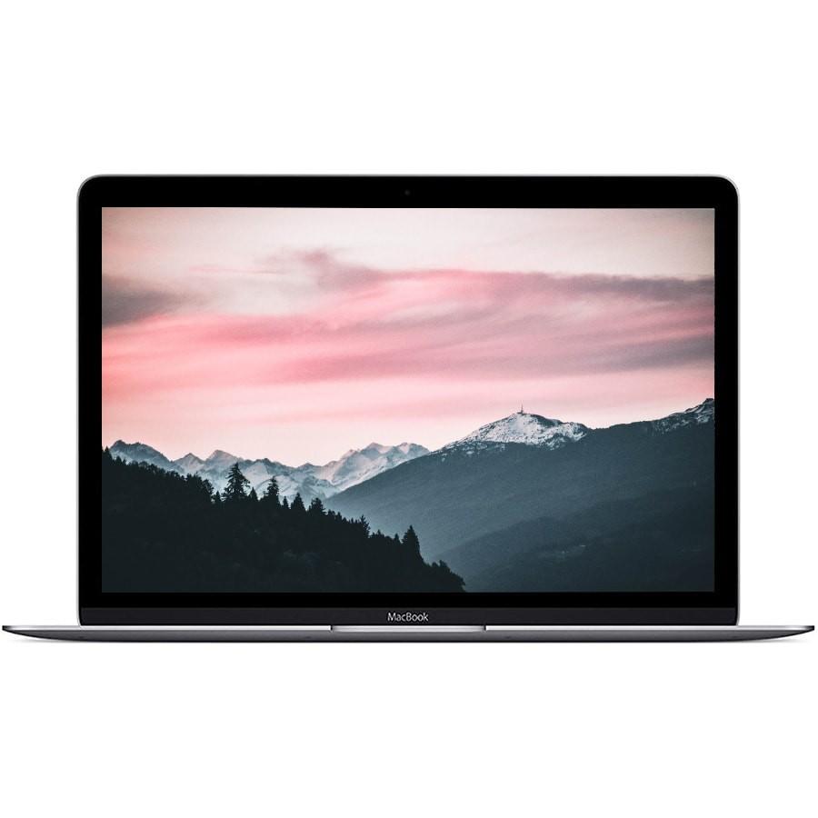 "Refurbished Apple Macbook 8,1/M-5Y51/8GB RAM/512GB SSD/12""/RD/Space Grey/A+ (Early 2015)"