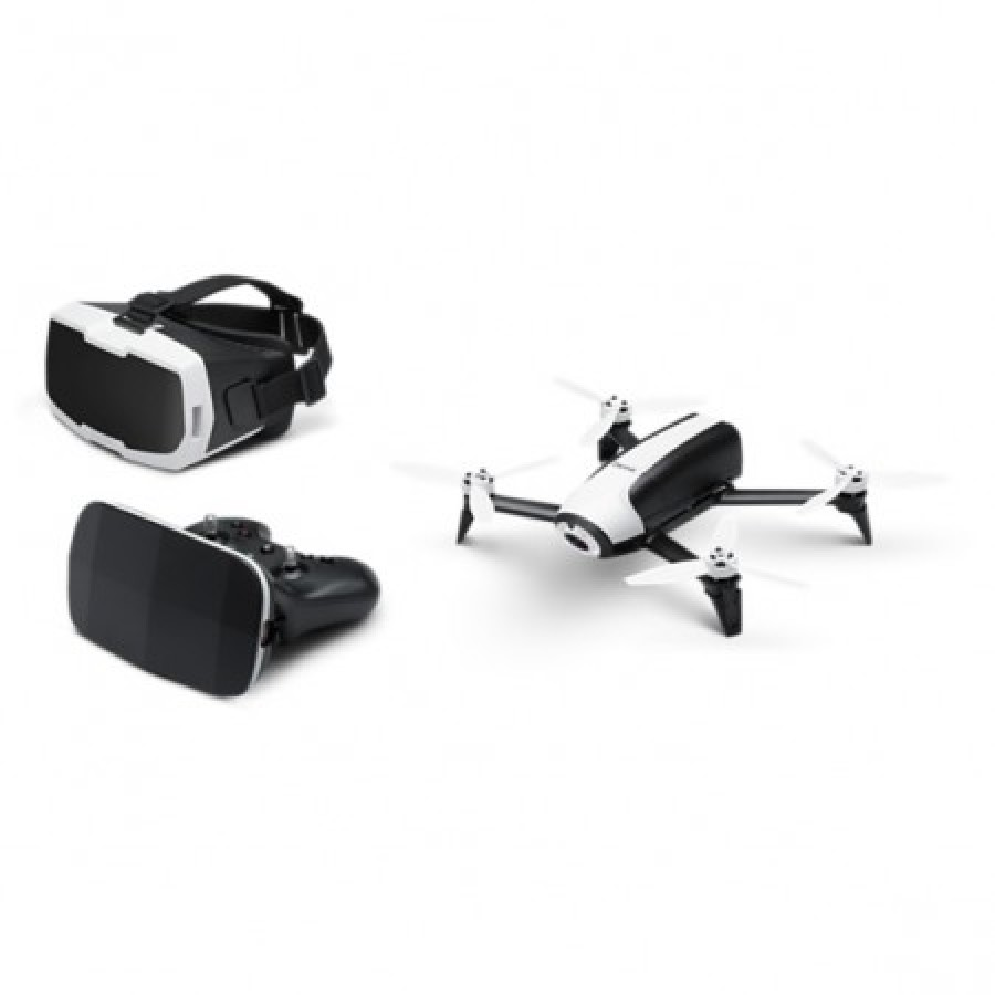 Refurbished Parrot Bebop 2 FPV Drone with Skycontroller, A