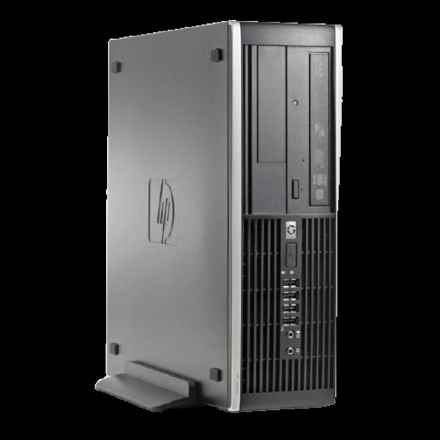 Refurbished HP Compaq 8000 Elite/ Intel Core 2 Duo E8400/ 8GB RAM/ 160GB HDD/ B