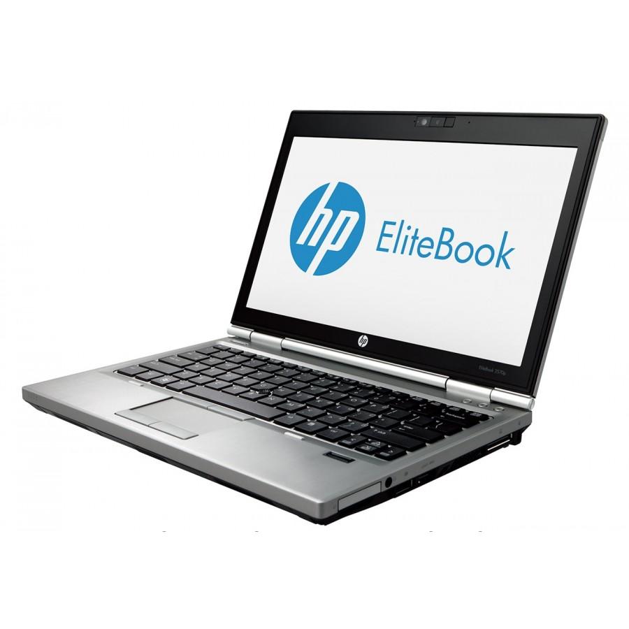 "Refurbished HP Elitebook Laptop 2570P/i5-3210M/4GB RAM/320GB HDD/12""/Windows 10 Pro/A"