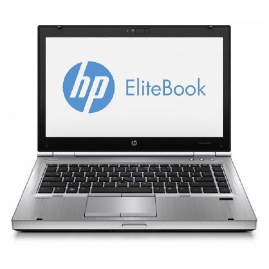"Refurbished HP 8460p/i5-2520M/4GB RAM/320GB HDD/DVD-RW/14""/Windows 10 Pro/A"