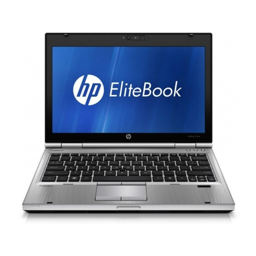 "Refurbished HP EliteBook 2560p/i7-2620M/4GB RAM/250GB HDD/12.5""/Windows 10 Pro/A"