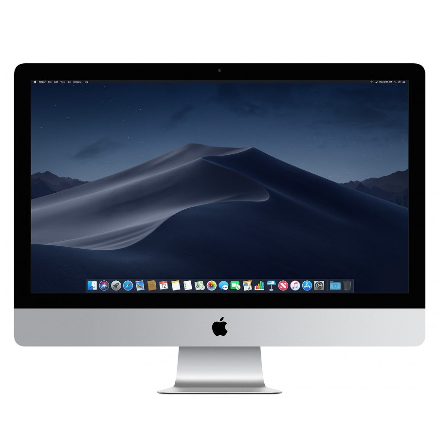 "Refurbished Apple iMac Intel Core i7-7700K/4.2GHz/16GB RAM/2TB Fusion Drive/27"" (Mid-2017), A+"