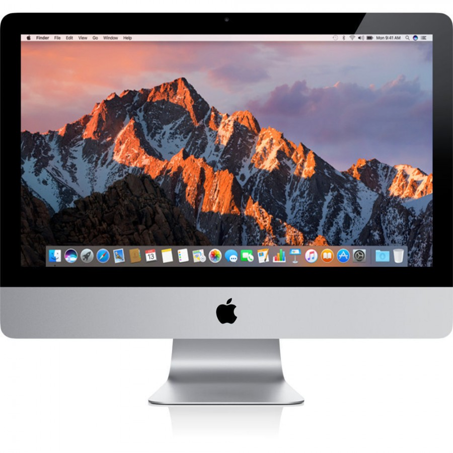 "Refurbished  Apple iMac 21.5"", Intel Core i5 2.3GHz Dual Core, 16GB RAM, 256GB SSD, A (Mid 2017)"
