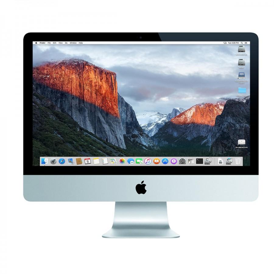 "Refurbished Apple iMac 14,3/i7-4770S/16GB RAM/256GB SSD/750M/21""/B - (Late 2013)"