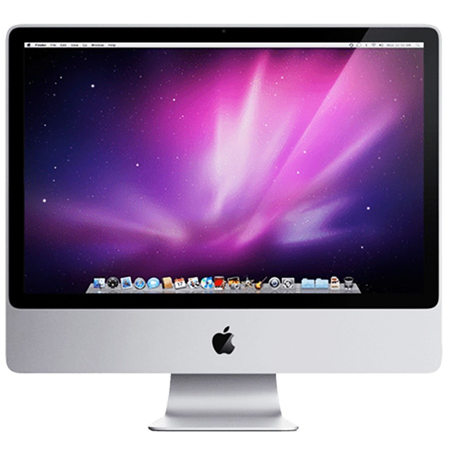"Refurbished Apple iMac 8,1/E8335/4GB Ram/320GB HDD/HD2600/20""/C"