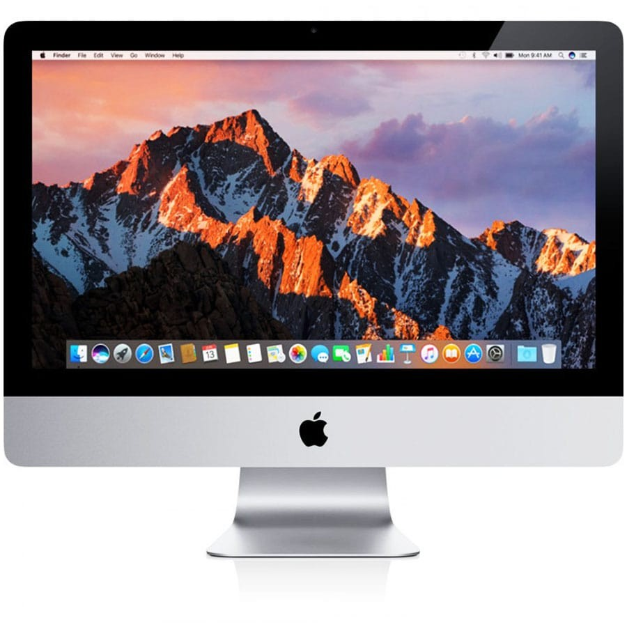 Refurbished Apple iMac A1311 21.5, Intel Core i3 3.1GHz, 8GB RAM, 500GB HDD (Late 2010), A
