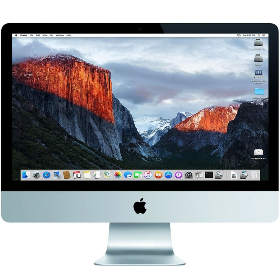 Refurbished Apple iMac 21.5-inch, Intel Core i5-2500S, 1TB HDD, 4GB RAM, HD 6770M, (Mid - 2011), A
