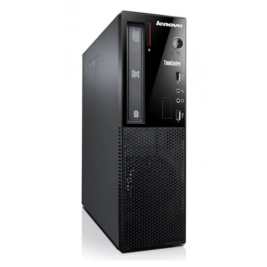 Refurbished Lenovo ThinkCentre Edge 72/G2030/4GB RAM/250GB HDD/DVD-RW/Windows 10/B