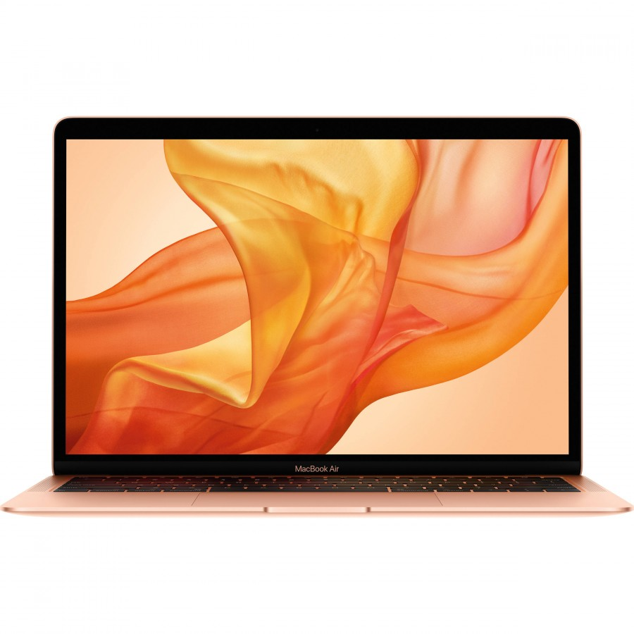 "Refurbished Apple Macbook Air 8,1/i5-8210Y/8GB RAM/256GB SSD/13""/Gold/A+ (Late 2018)"