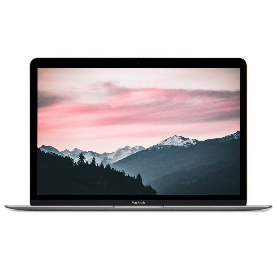 "Refurbished Apple Macbook 8,1/M-5Y51/8GB RAM/512GB SSD/12""/RD/Silver/A+ (Early 2015)"