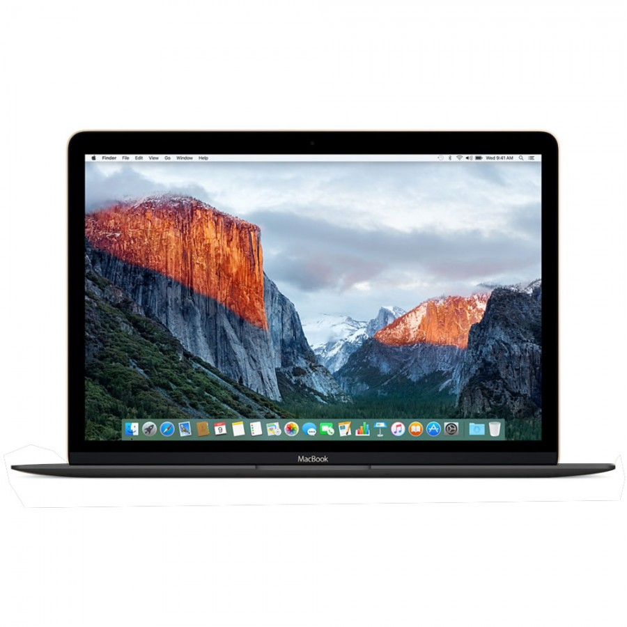 "Refurbished Apple MacBook 12"", Intel Core M 1.1Ghz, 256GB Flash , 8GB RAM, Intel HD 5300 (Early 2015) - Space Grey, A"
