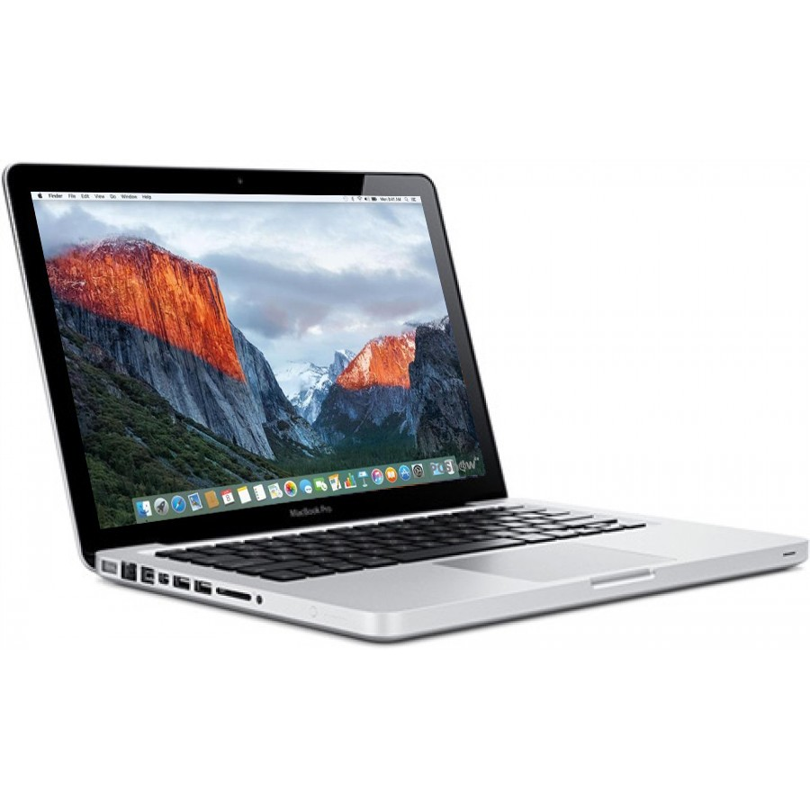 Refurbished Apple MacBook Pro 8,1/i7-2620M/16GB RAM/512GB SSD/Intel HD 3000/13-inch/B (Early - 2011)