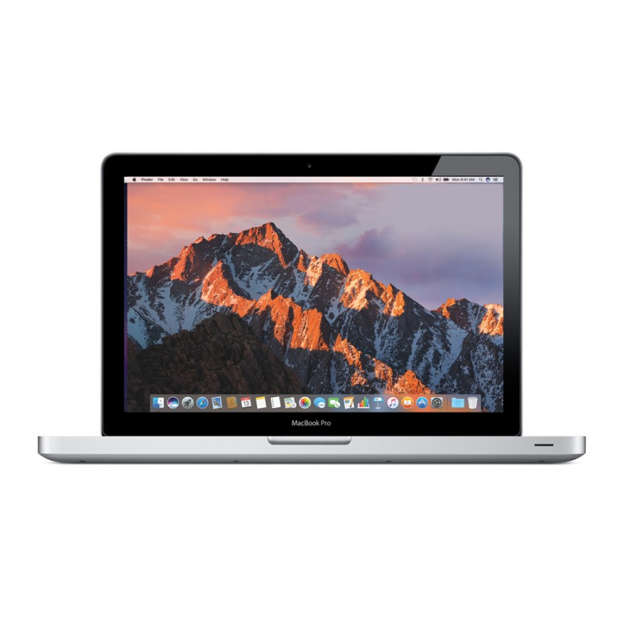 Refurbished Apple MacBook Pro 8,1 13-inch, i5-2435M, 4GB RAM, 750GB HDD, Intel HD 3000, B, (Late - 2011)