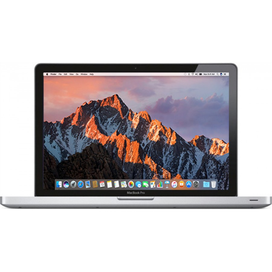 Refurbished Apple MacBook Pro 9,2 13-inch, i7-3520M, 8GB RAM, 750GB HDD, DVD-RW, Unibody, B, (Mid - 2012)