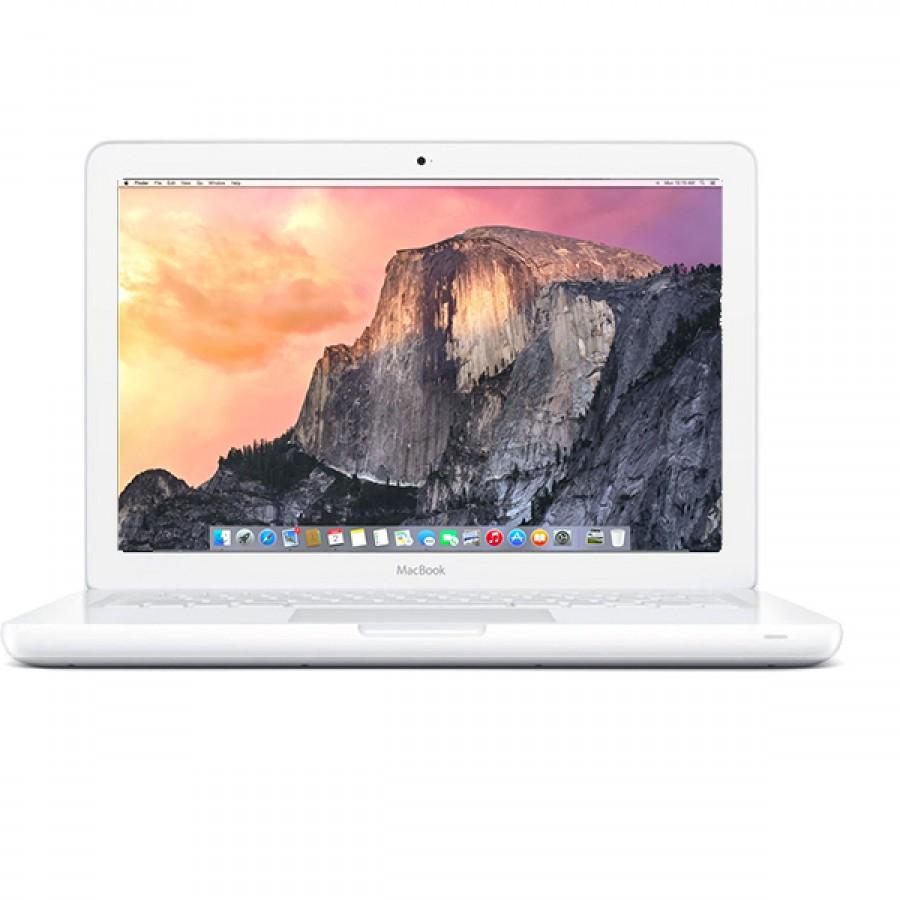 "Refurbished Apple MacBook 7,1/P8600/8GB RAM/120GB HDD/320M/13""/White/B (Mid - 2010)"