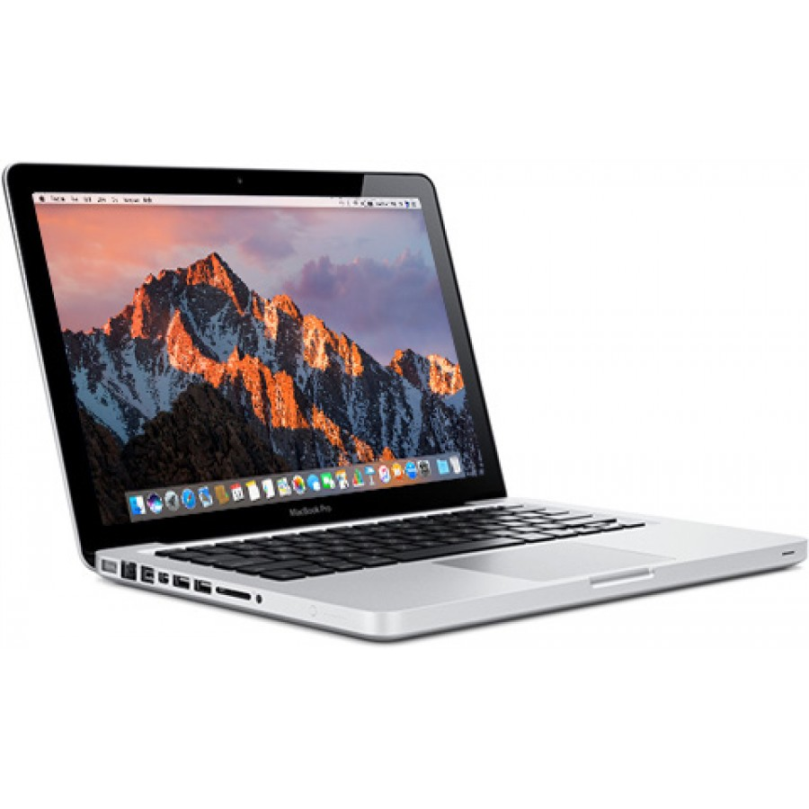 Refurbished Apple MacBook Pro 8,1 13-inch, i5-2435M, 4GB RAM, 500GB HDD, Intel HD 3000, B, (Late - 2011)