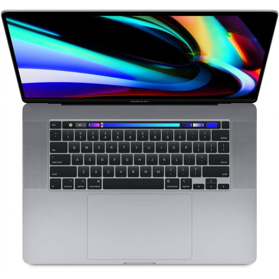 "Refurbished Apple MacBook Pro 16,1/i7-9750H/16GB RAM/512GB SSD/5300M 4GB/16""/Space Grey/A (2019)"