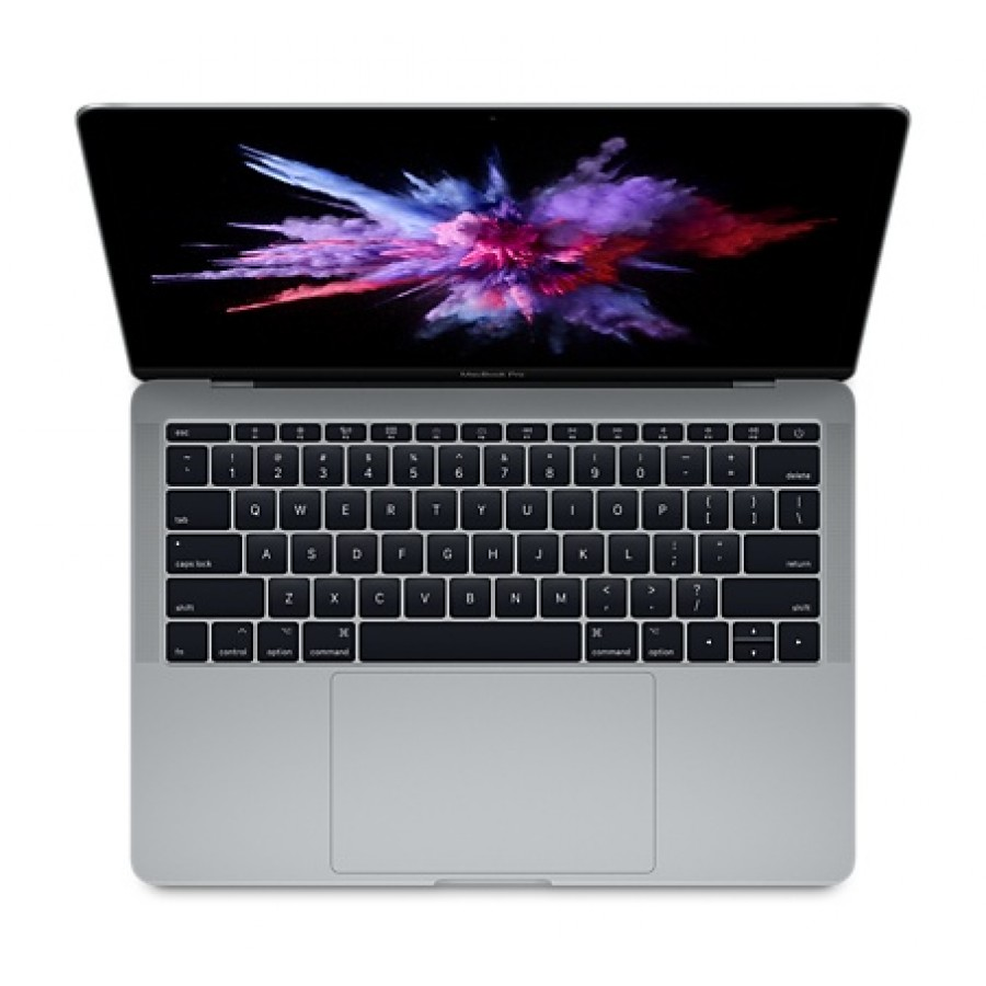 "Refurbished Apple Macbook Pro 13,1, Intel Core i5-6360U, 8GB Ram,128GB SSD, 13"", Grey (Late-2016), B"