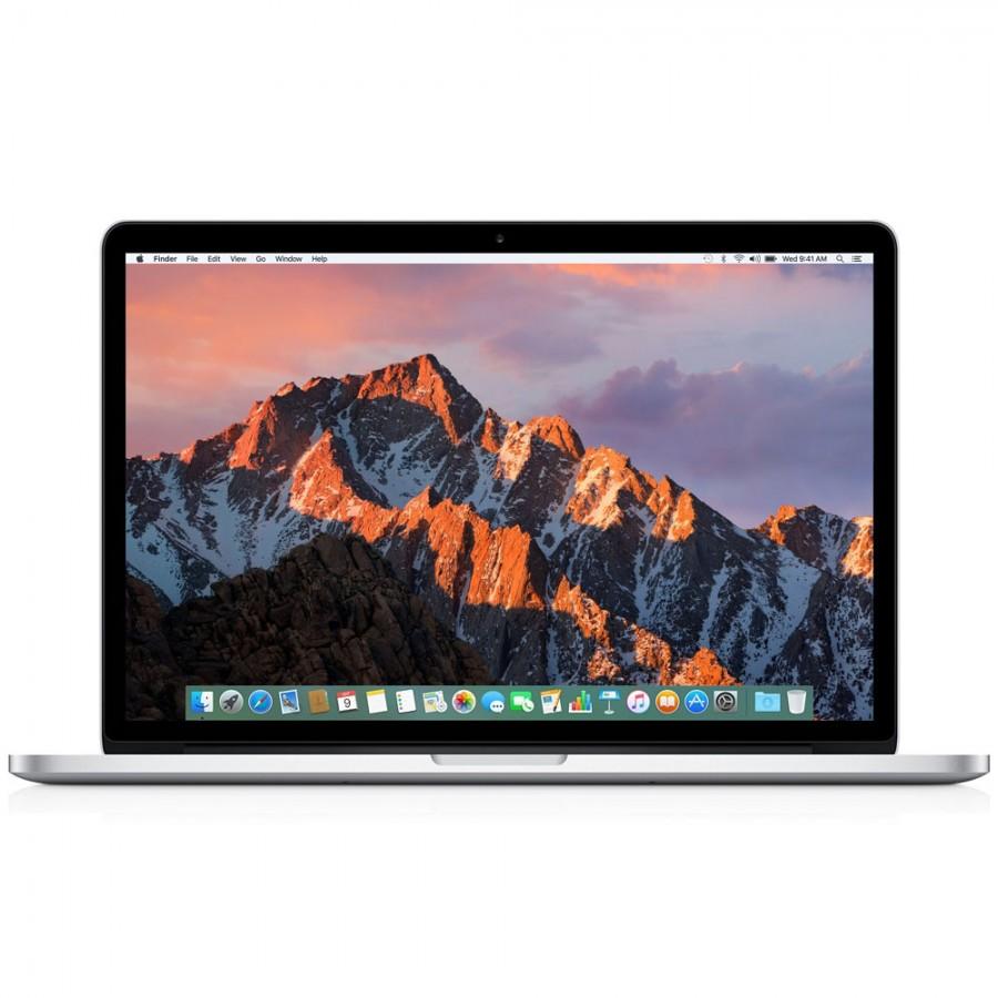 """Refurbished Apple Macbook Pro 11,4/i7-4770HQ/16GB RAM/256GB SSD/15"""" RD/B (Mid 2015) Silver"""