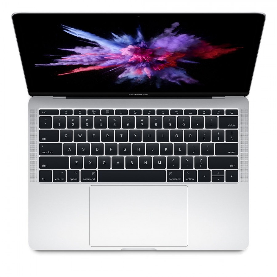 "Refurbished Apple Macbook Pro 14,1 Intel Core i5-7360U, 8GB Ram, 128GB SSD, 13"", Silver (Mid-2017) C"